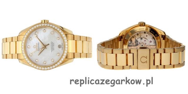 "Omega Replika Power ""sunshine Power"""